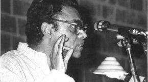 The Poet-Scholar